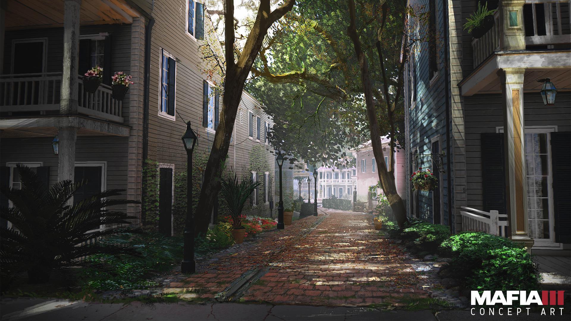 Mafia 3 - Garden District