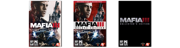 Mafia III - verze hry