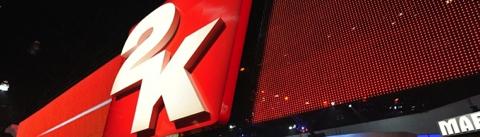 2K Games - E3 poutač