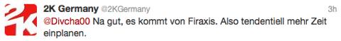 2K Germany - Twitter