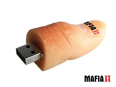Mafia II USB Flash-disk
