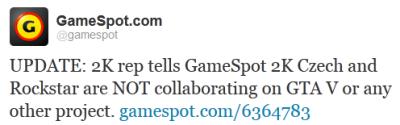 Gamespot - Twitter