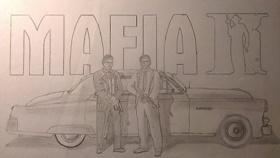 Mafia 2 kresba