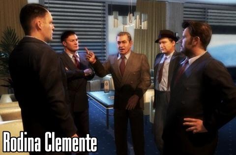 Mafia 2 - Rodina Clemente