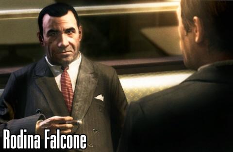Mafia 2 - Rodina Falcone