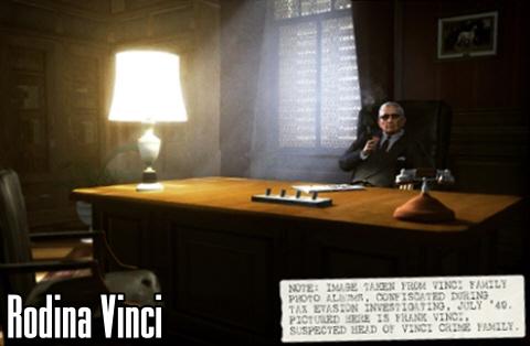 Mafia 2 - Rodina Vinci
