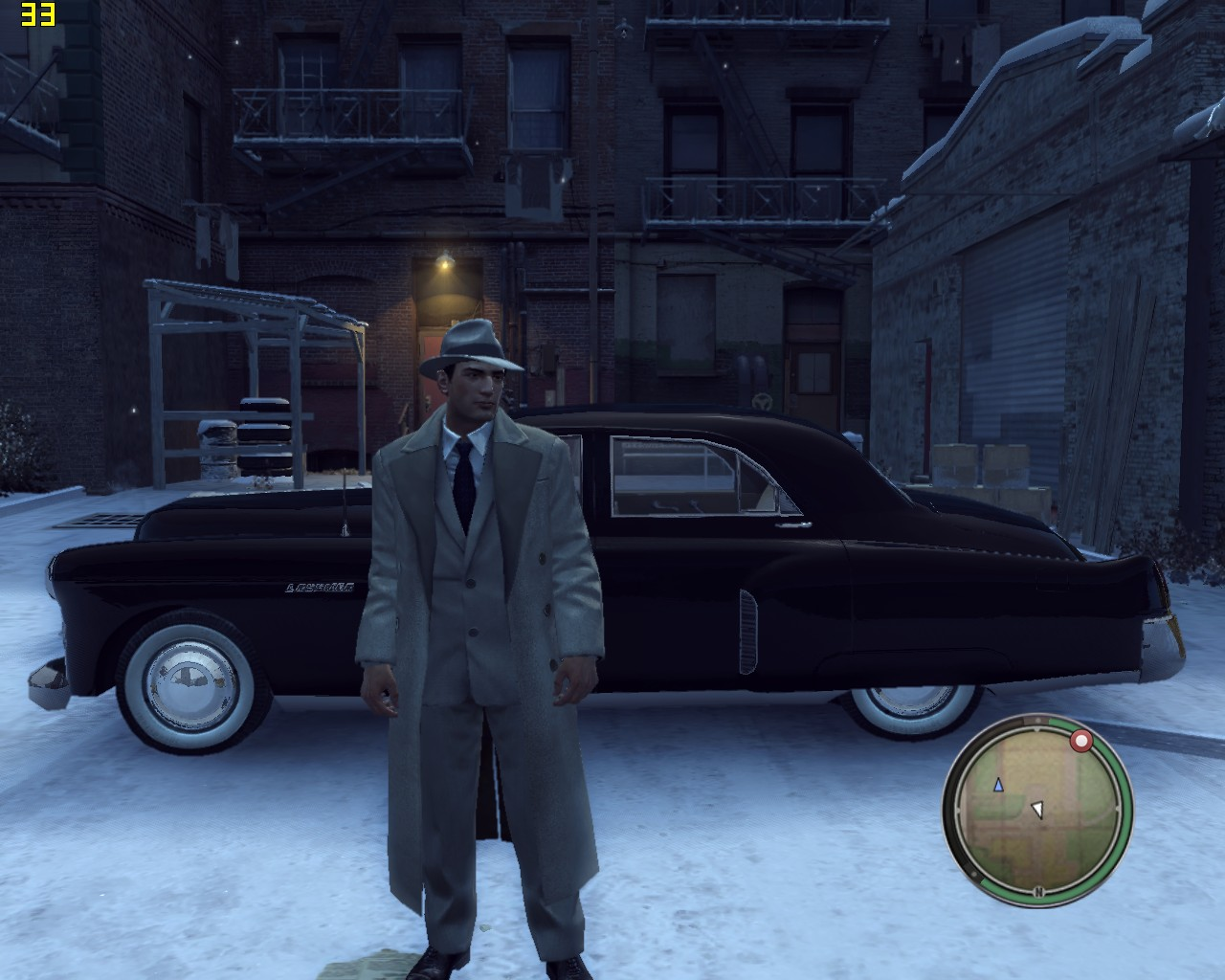 Mafia 2 - Eastereggy ... 70b8bafaaf