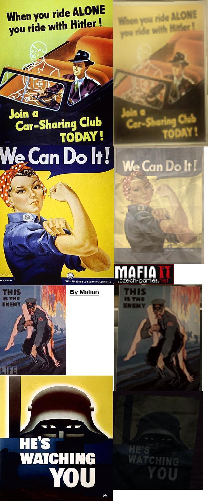 Mafia 2 - Eastereggy d720c583ba