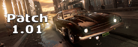 Mafia 3 - patch 1.01