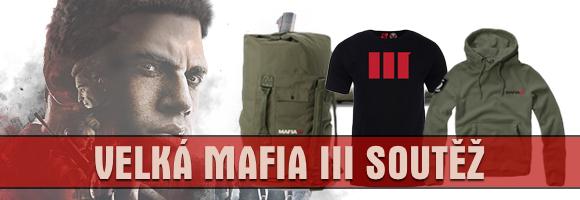Velká Mafia 3 soutěž