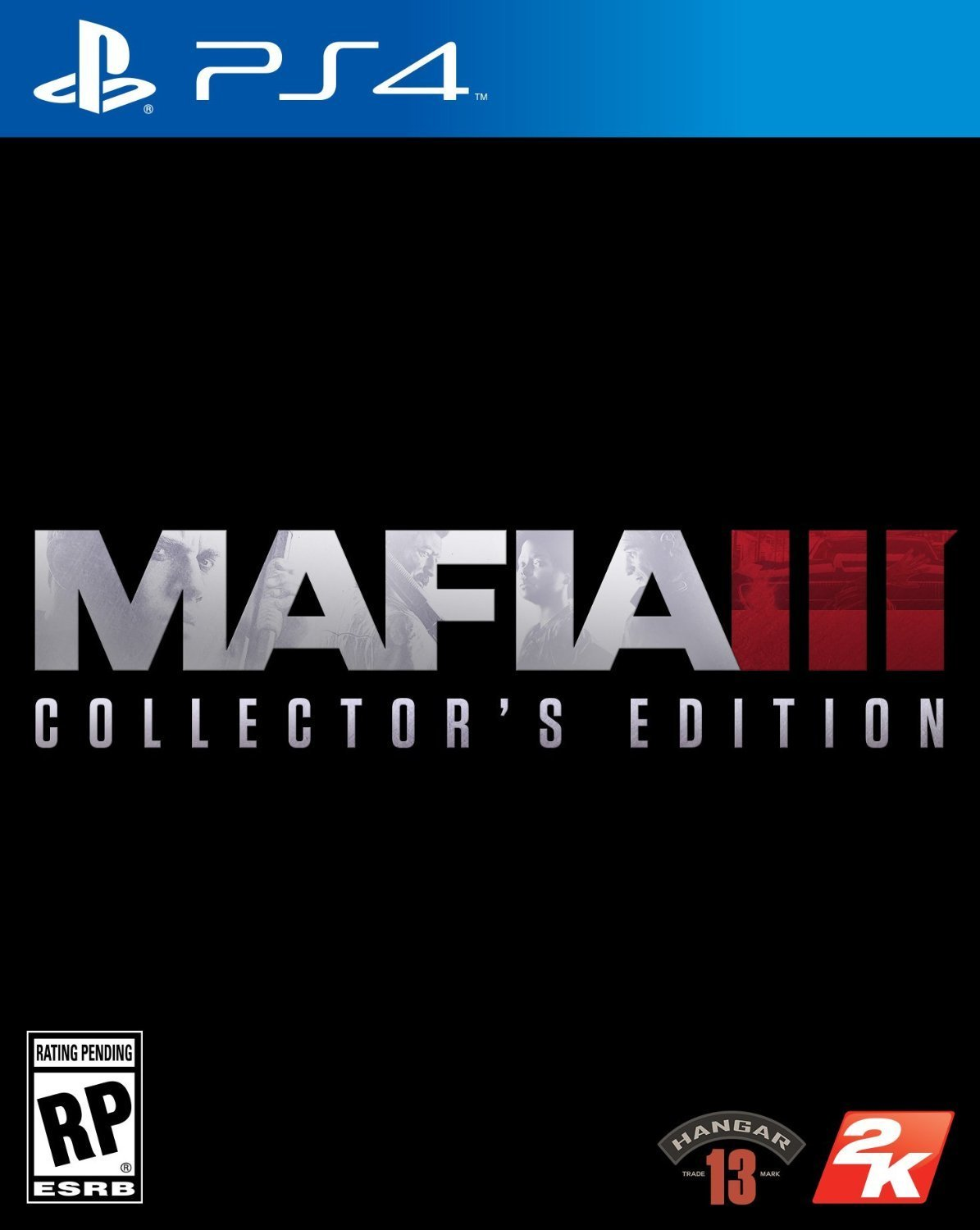 Mafia 3 - Collectors (PS4 version)