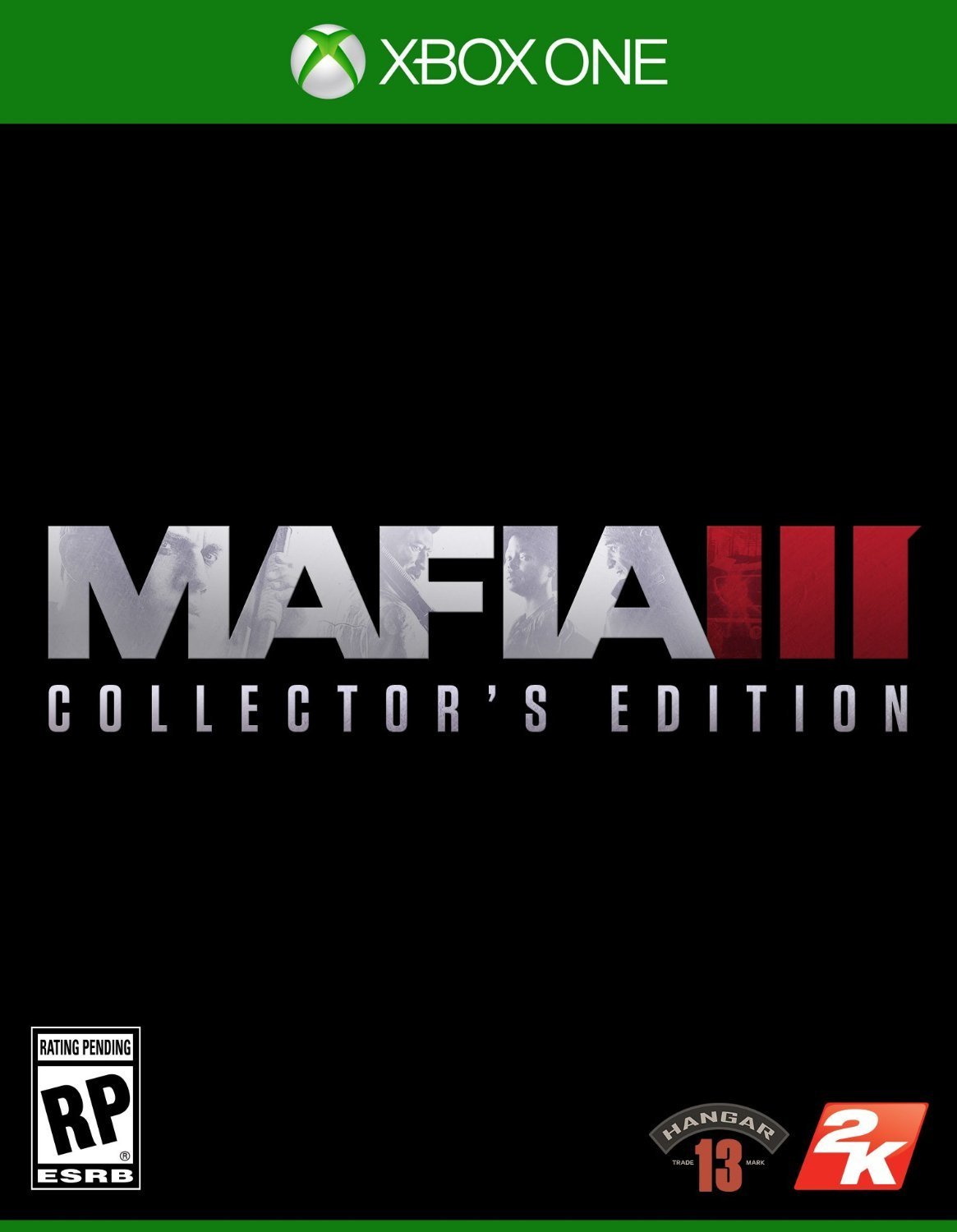 Mafia 3 - Collectors (Xbox One version)