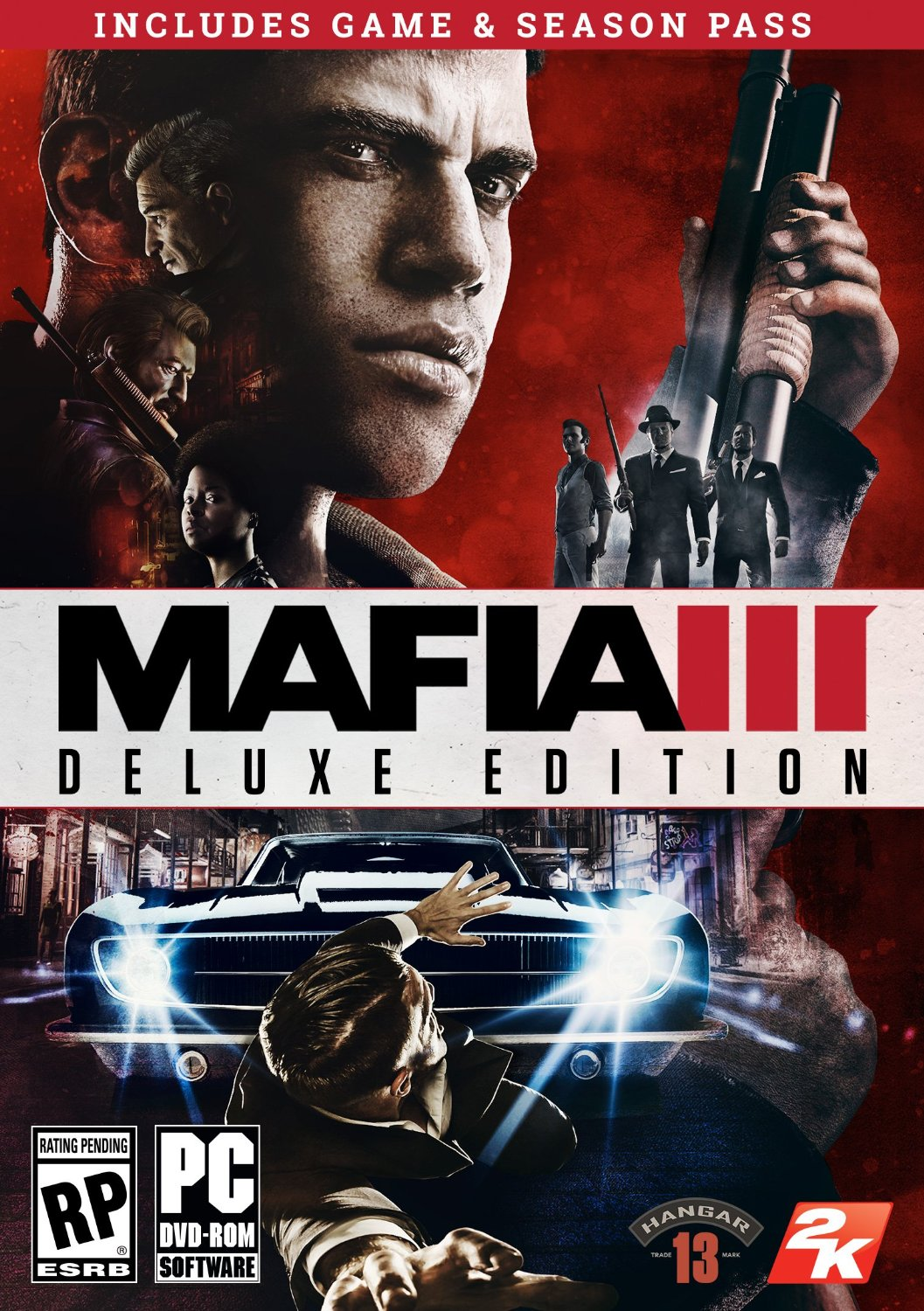 Mafia 3 - deluxe (PC version)