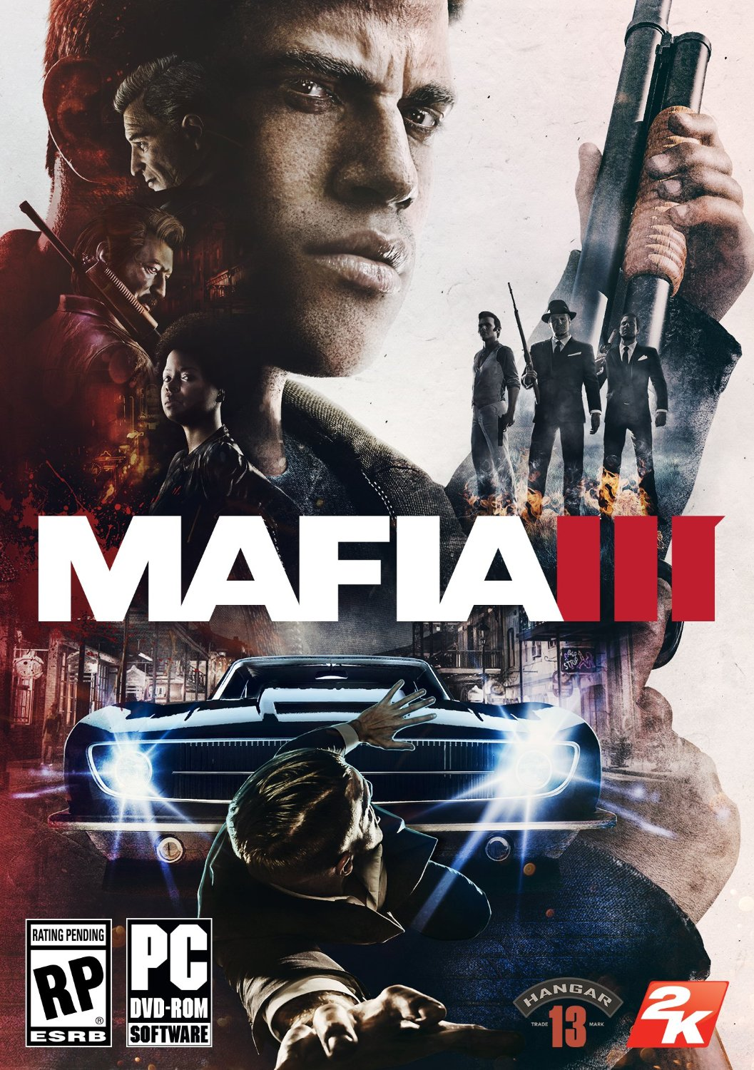 Mafia 3 - standard (PC version)