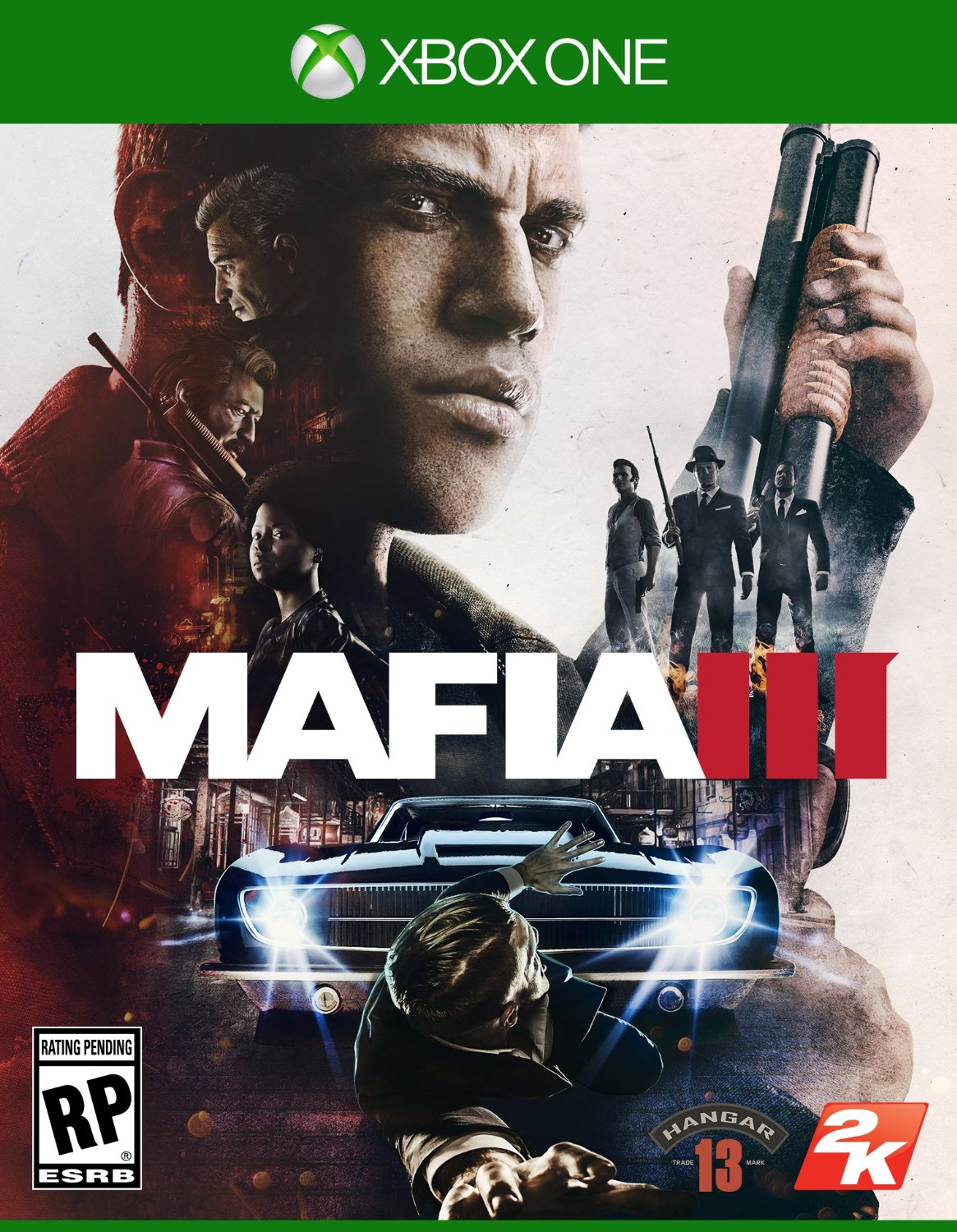 Mafia 3 - standard (Xbox One version)