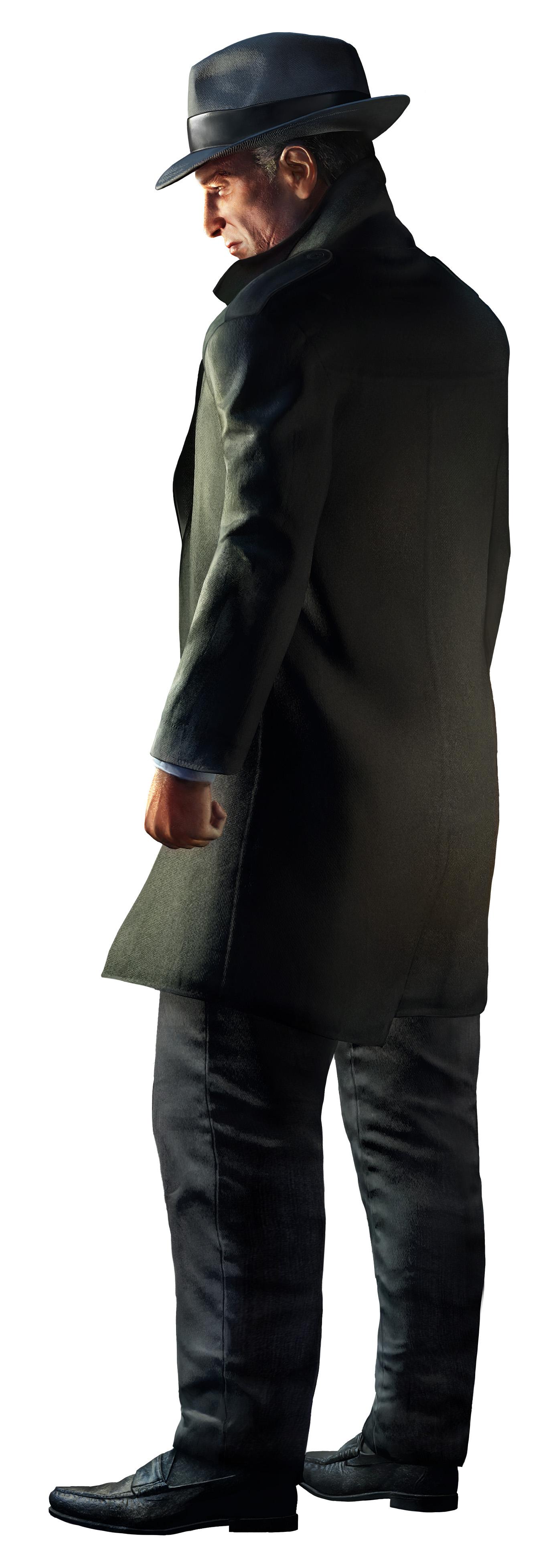 Mafia 3 render - Vito