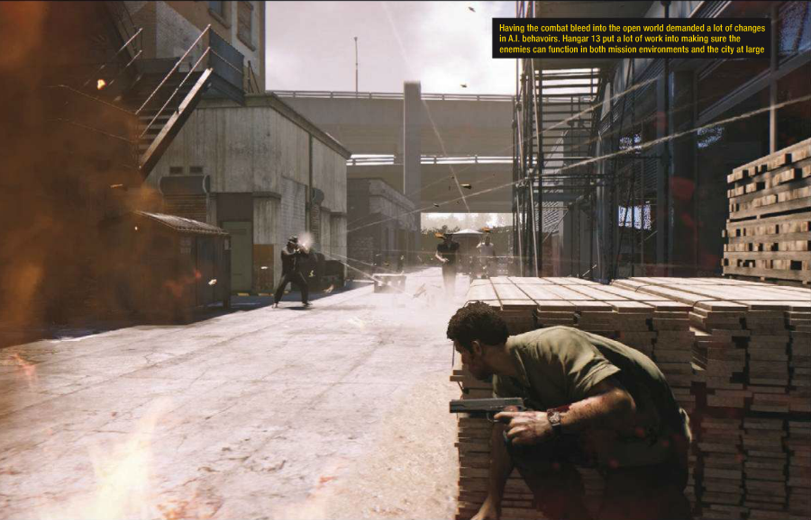 Mafia 3 screenshots Game Informer