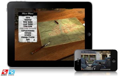 Mafia pro telefony a tablety - Apríl