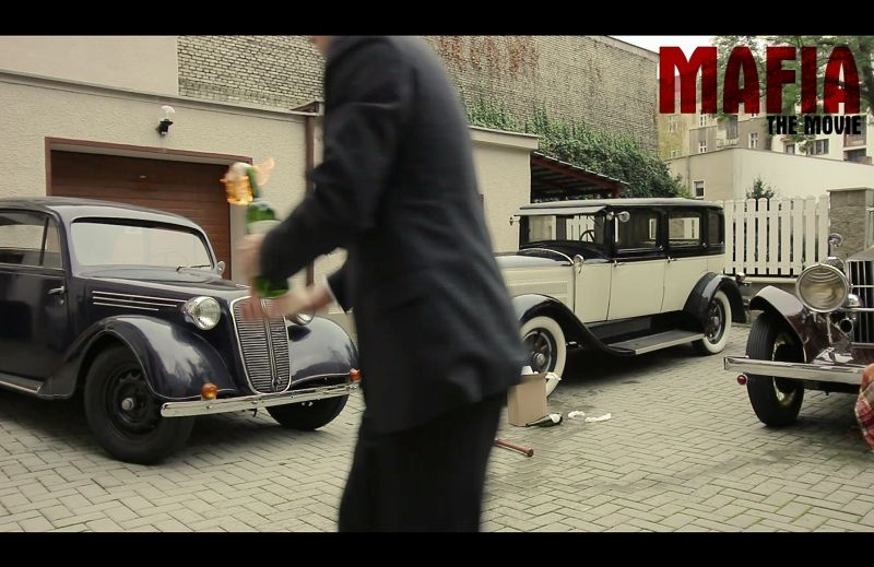 Mafia the Movie