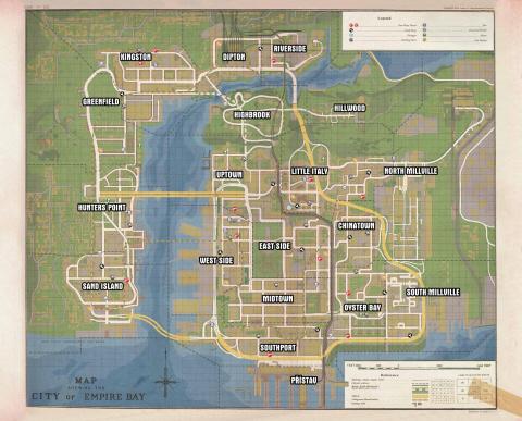 Mafia 2 - město