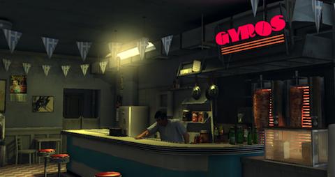 Illia's bar