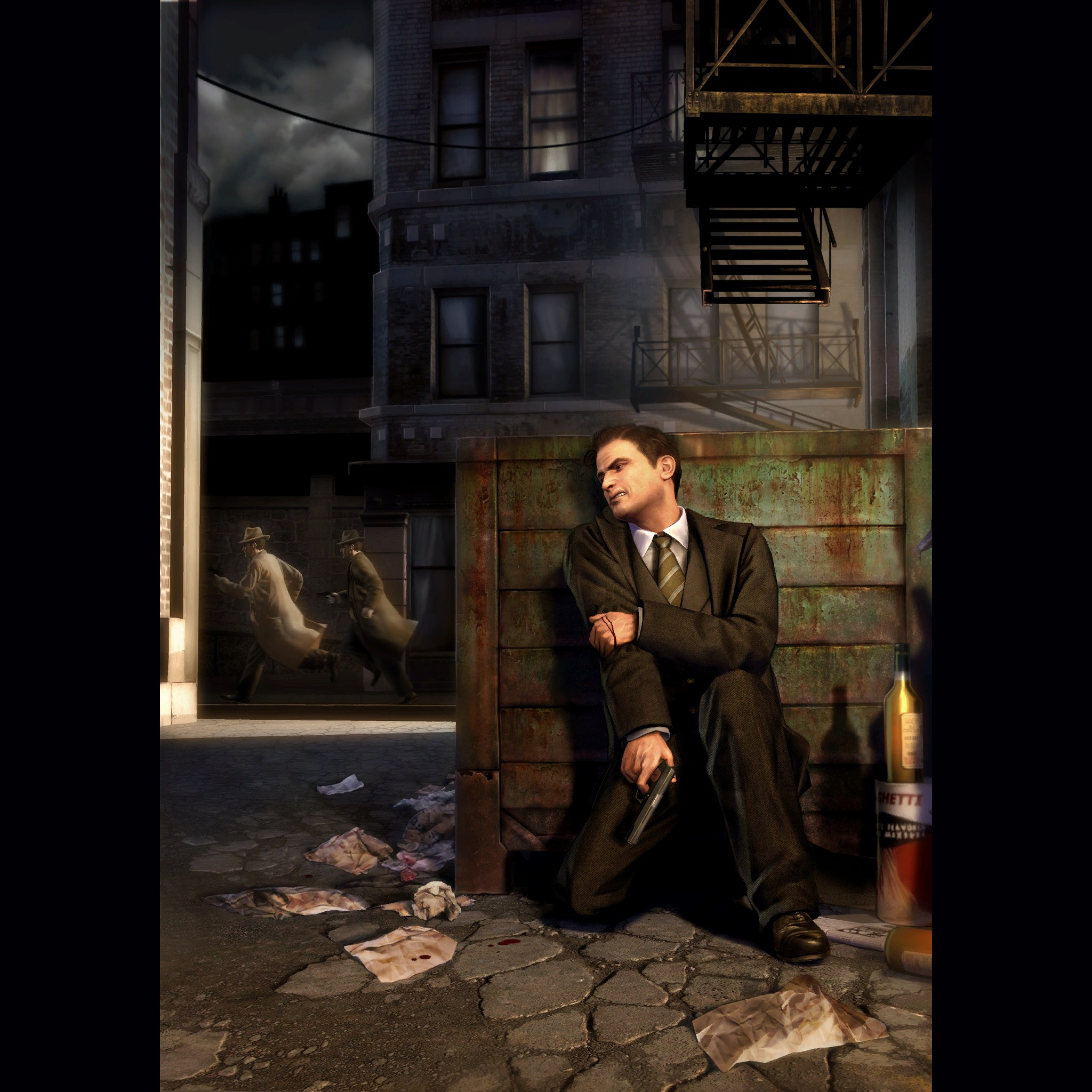 Všechny Artworky Plakáty A Mapky Z Plné Hry Mafia Mafia