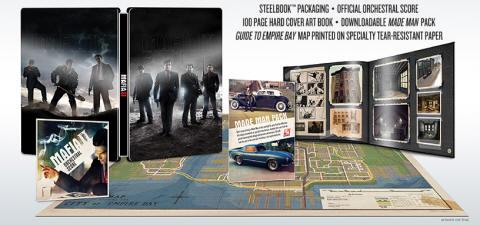 Mafia II sběratelská edice
