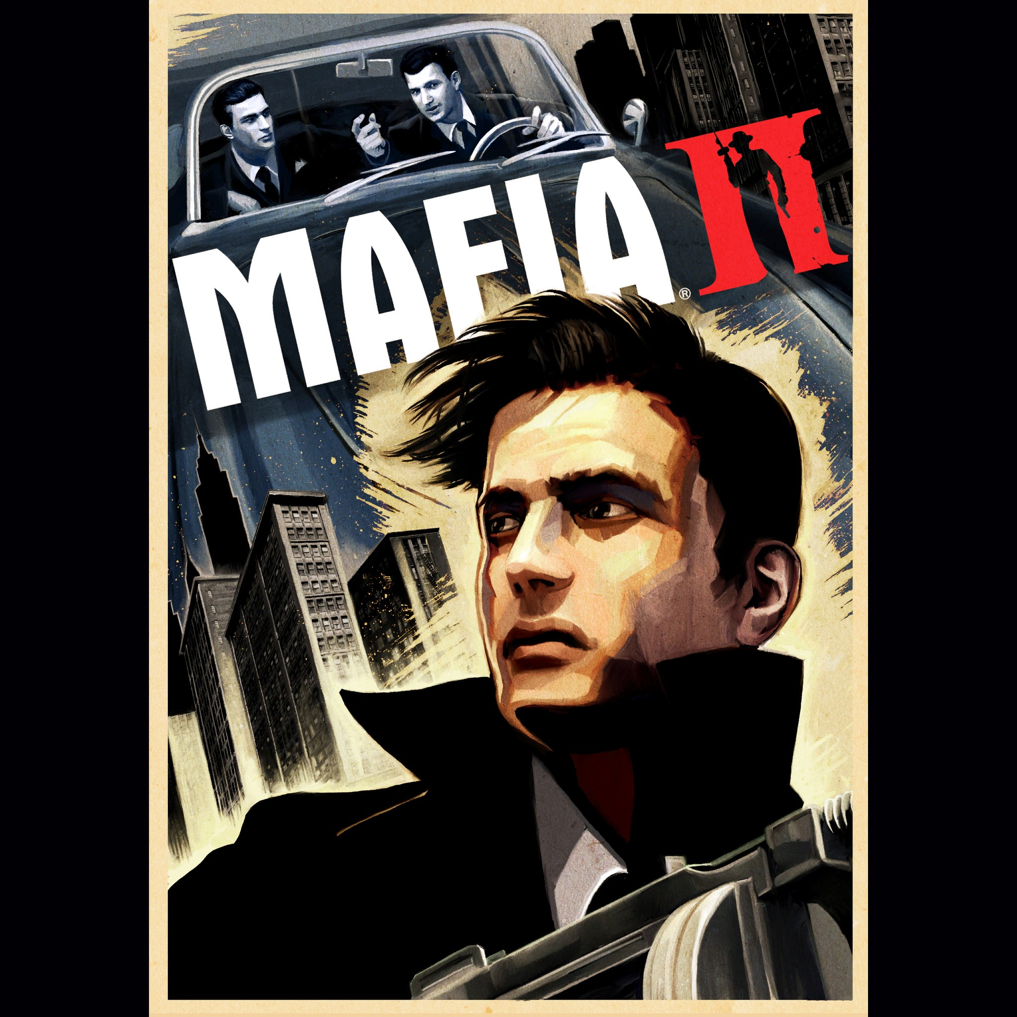 Mafia ii nudity naked pic