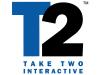 take-two logo white