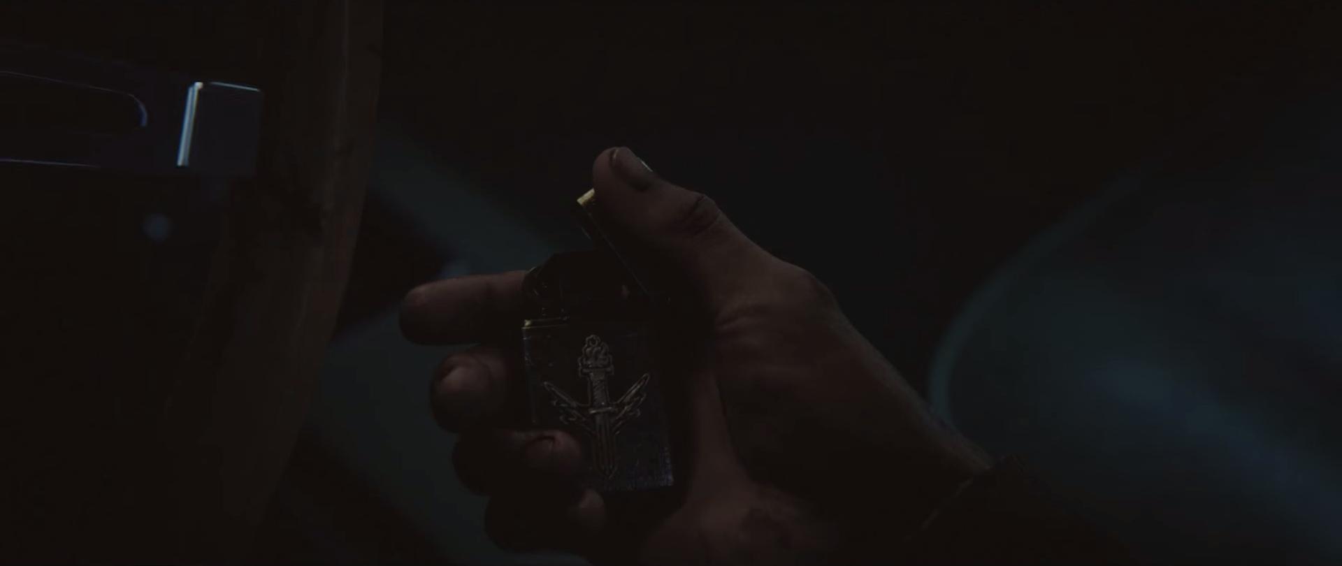 Snímek VIII. - Zapalovač
