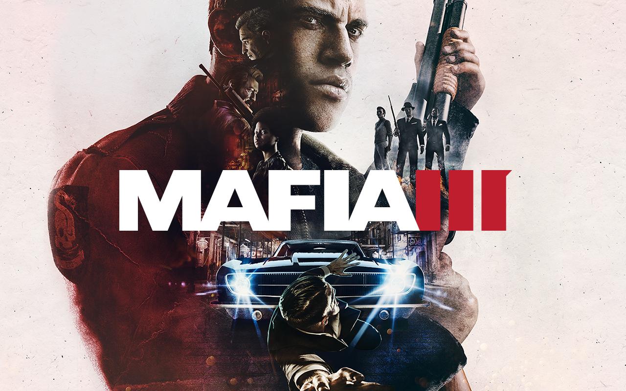 Mafia 3 - oficiální wallpaper 01