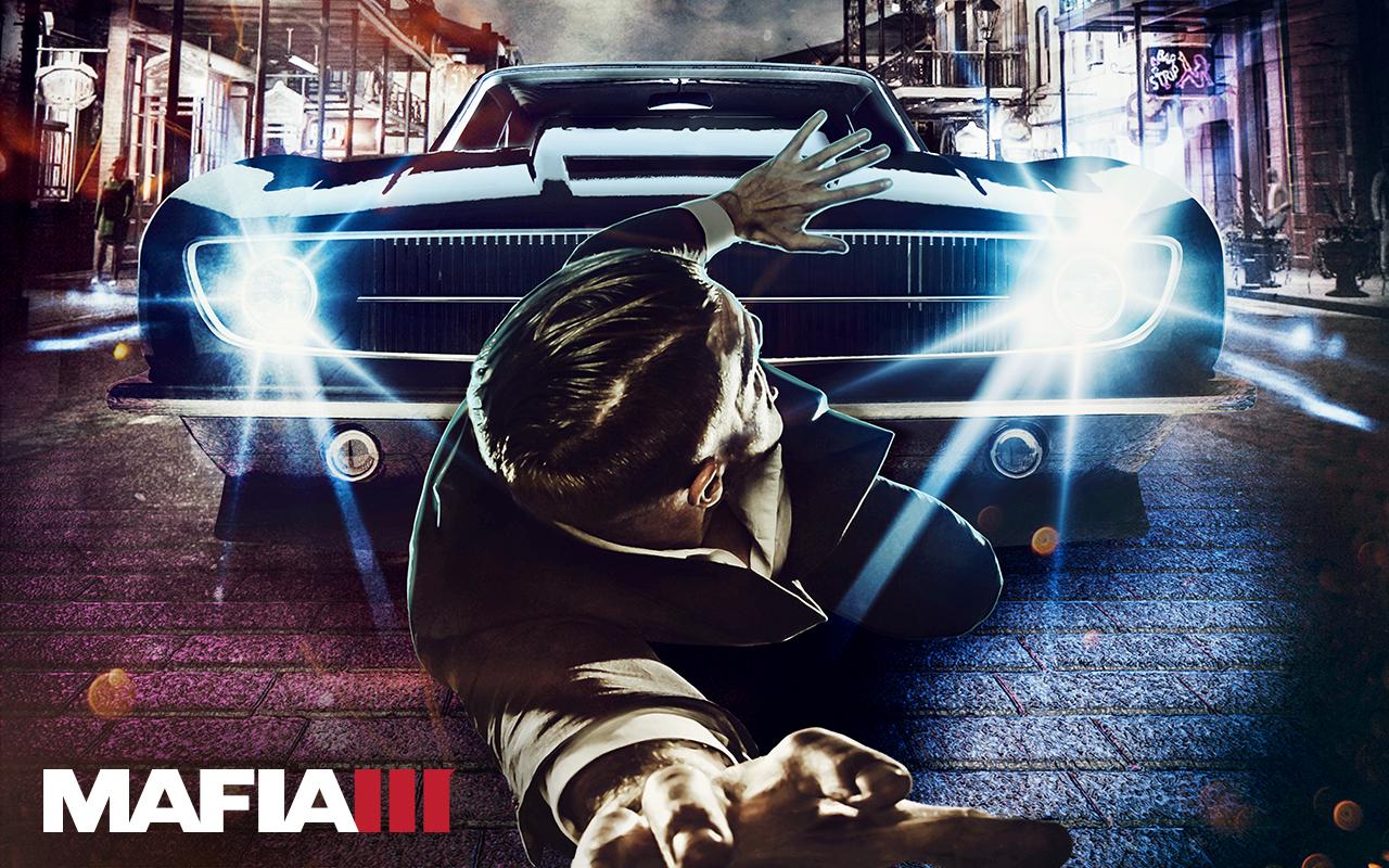 Mafia 3 - oficiální wallpaper 2
