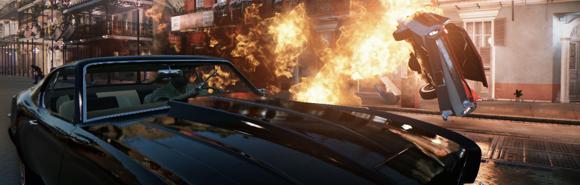 Mafia 3 - střelba při řízení