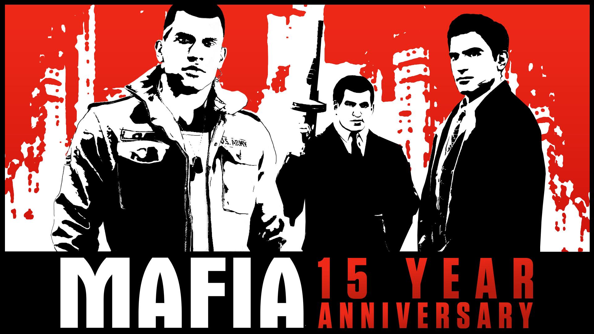 Mafia slaví 15. narozeniny