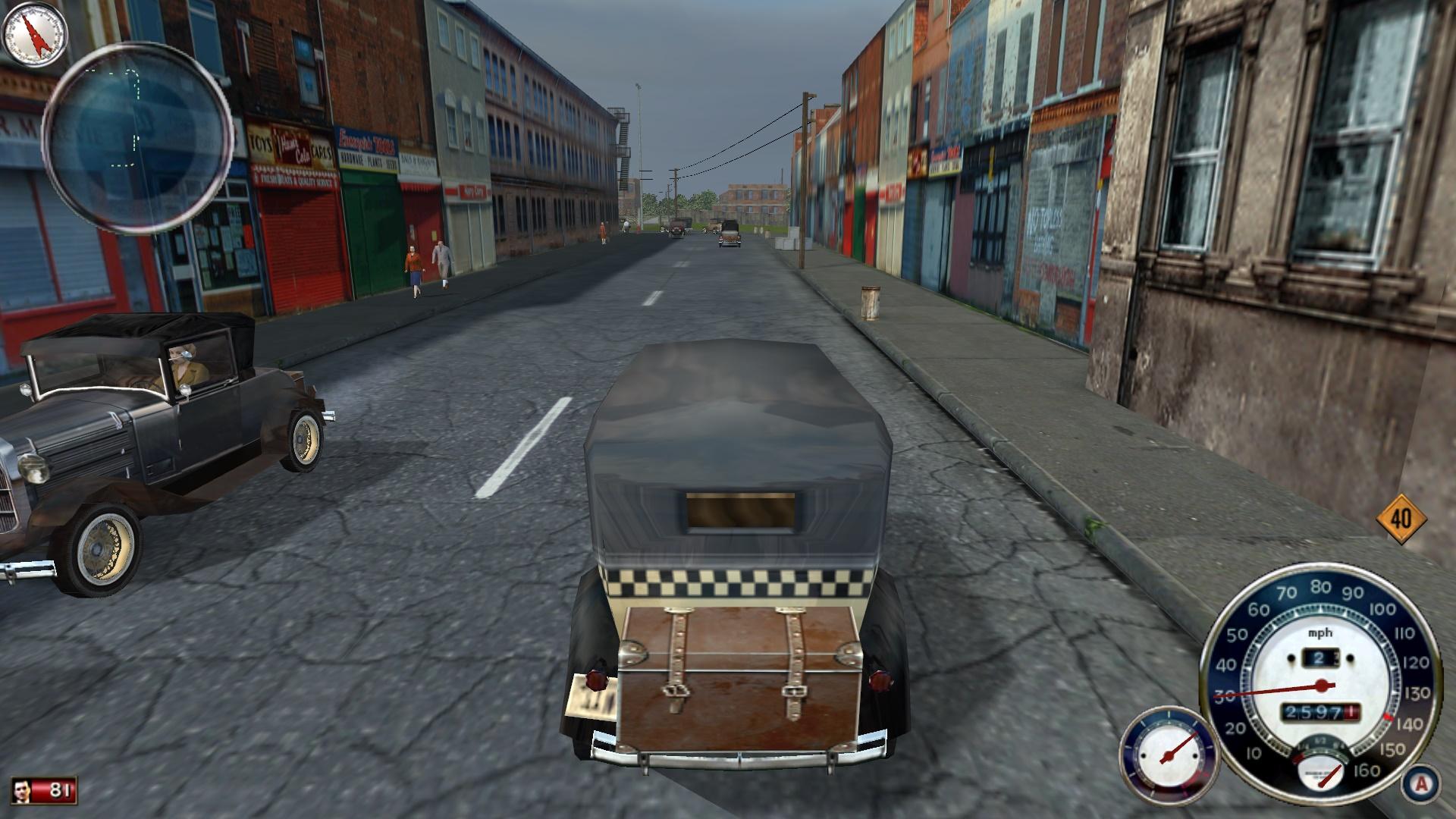 Mafia - Widescreen fix